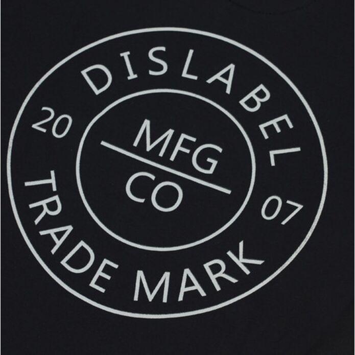 Толстовка DISLABEL DSLB MFG NAVY/GREY