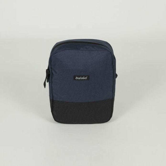 Сумка DISLABEL Flight Bag navy/black