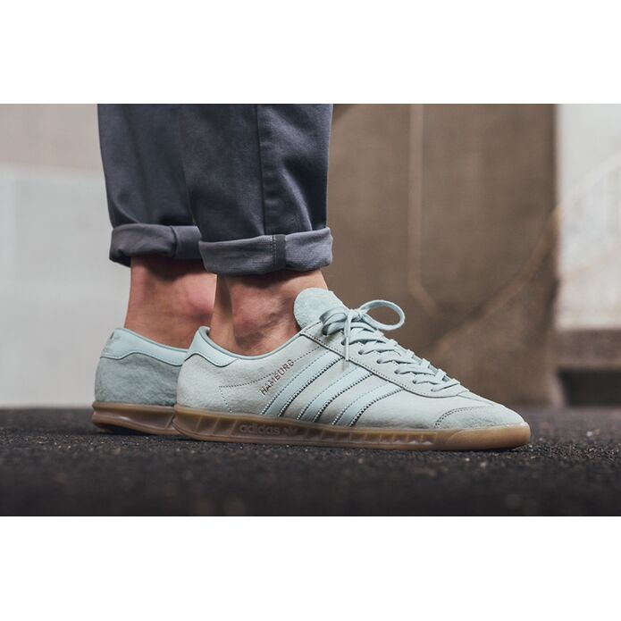 кроссовки Adidas Hamburg Pastelle