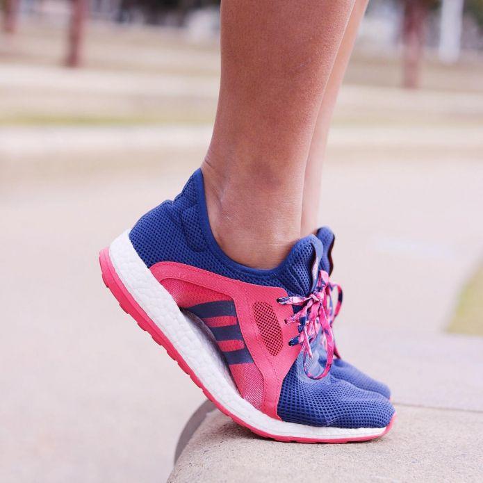 кроссовки Adidas Pure Boost X