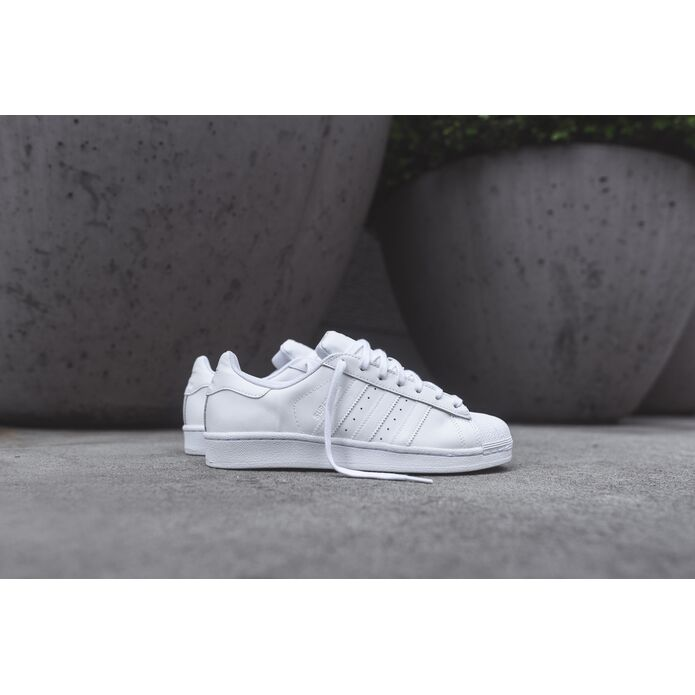 кроссовки Adidas Superstar Foundation All White