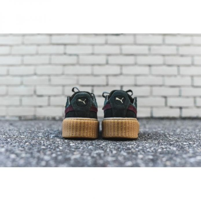 кроссовки Rihanna x Puma Fenty Creeper