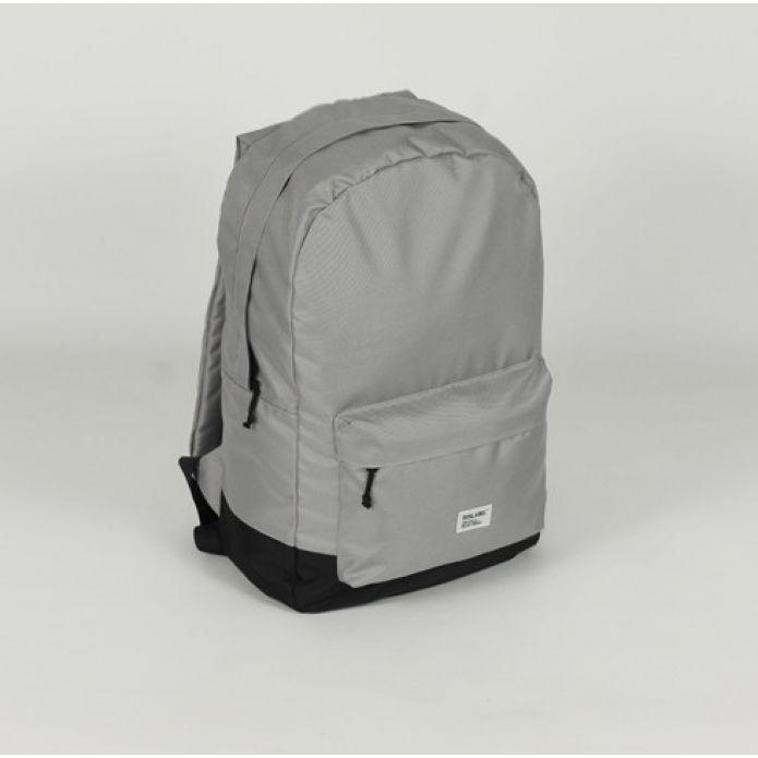 Рюкзак DISLABEL Street backpack light grey/black