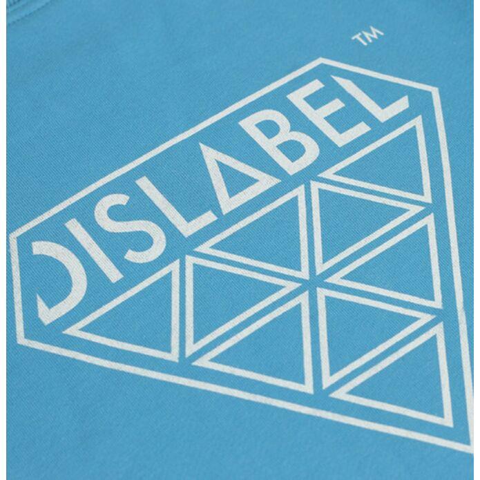 Толстовка Dislabel Diamond blue