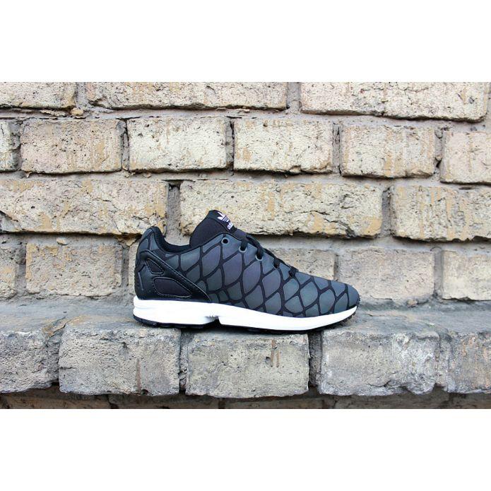 кроссовки Adidas ZX Flux Xenopeltis