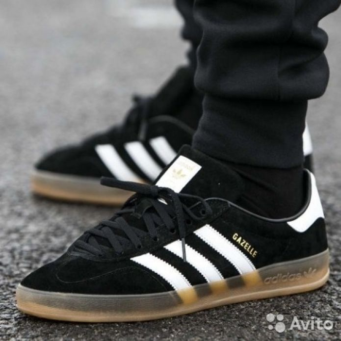 кроссовки Adidas Gazelle Indoor