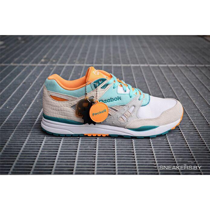 кроссовки Packer Shoes x Reebok Ventilator CNT Four Seasons