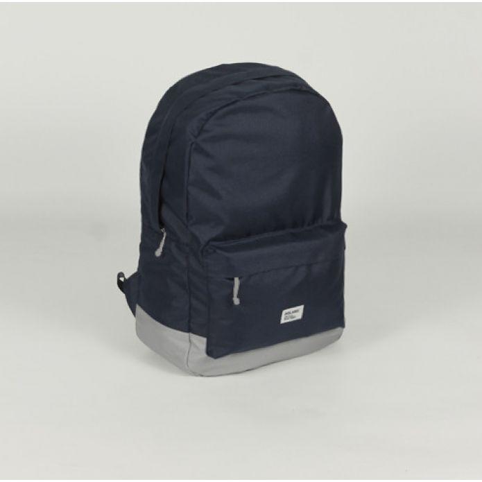 Рюкзак DISLABEL Street backpack navy/light grey